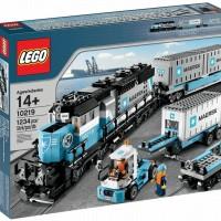 LEGO 10219 - Exclusive - Trains - Maersk Train