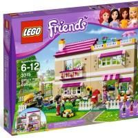 LEGO 3315 - Friends - Olivia's House