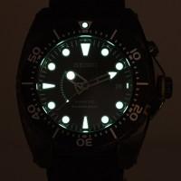 Seiko Kinetic SKA427P2 Black Rubber Divers 200M | Jam Pria SKA427