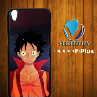 One Piece Luffy Galaxy Z3849 OPPO F1 / OPPO F1 PLUS Case (Cover HP, Ha