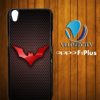 Batman Logo Red Z3858 OPPO F1 / OPPO F1 PLUS Case (Cover HP, Hardcase)
