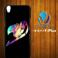 fairy tail logo galaxy Z3697 OPPO F1 / OPPO F1 PLUS Case (Cover HP, Ha