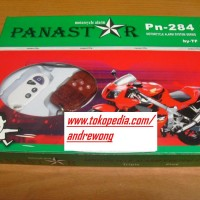 Remote Motor + Alarm Panastar (Hight Qualitas)
