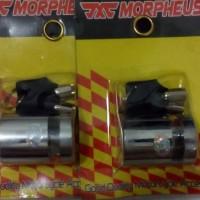 Gembok Cakaram Disc Motor Model Bulat Kunci Pengaman Motor