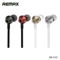 Remax 610D Earphone with Microphone & Volume Control
