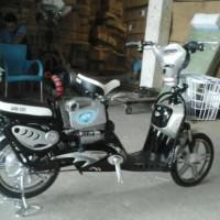 Harga sepeda listrik type earth murah bisa cod antar | Pembandingharga.com