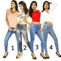 Jeans Pelangsing / Slim N Lift Carasse Jeans / Slim and Lift / Slim