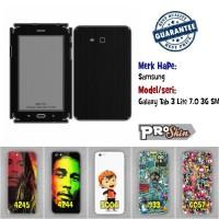 Garskin hp Samsung Galaxy Tab 3 Lite 7.0 3G SM-T111 harga grosir bisa