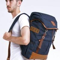 Jual Tas Carrier Bag Backpack Hiking Travelbag Denim Bodypack Murah Baru Murah