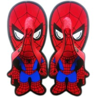 Jual sancu spiderman / spidi flat rate semua ukuran Murah