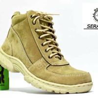 Sepatu boot safety pria,MOOFEAT SERATHON SEFTY ORIGINAL CLOTHING