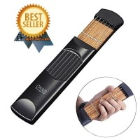Portable Guitar Chord Practive Tool 4 Fred / Alat Latihan Gitar