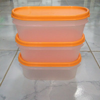 Tupperware modular mates oval (small)