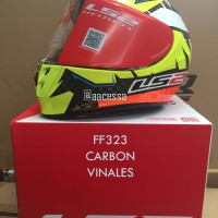LS2 FF323 Arrow Replica Carbon Vinales