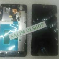 LCD TOUCHSCREEN LG OPTIMUS G E975 ORI FULLSET