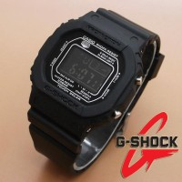 G-Shock DW-5600 Full Black