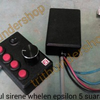 harga Modul Whelen Epsilon Sirene 5 Suara Tokopedia.com