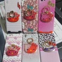 Silicon Casing Hardcase Gliter Vivo X3s / X5pro Kitty