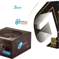 SEASONIC G-650 - 650 WATT, GOLD, MODULAR
