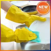 Sarung Tangan Karet untuk Mencuci Berkebun (WN27)