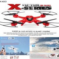 harga MJX X400 2.4GHZ RC quadcopter drone with C4005 WIFI FPV Live Camera Tokopedia.com