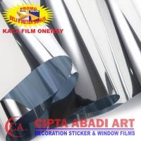 Jual STICKER/STIKER KACA FILM ONEWAY MIRROR(WINDOW FILM) Murah