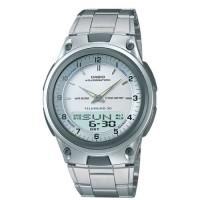 AW80D-7 jam tangan pria stainless CASIO original termurah anti air