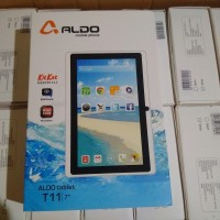 TABLET ALDO T-11 / T11 / T 11 WIFI SERIES 8GB RAM 512MB || GRS 1 TAHUN