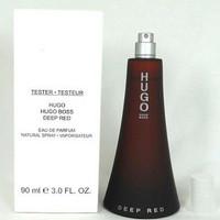 Original Parfum Hugo Boss Deep Red woman Tester import