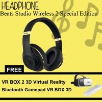 PROMO Beats Studio Wireless V2 Special Edition FREE VR Box 2 3D
