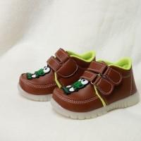 harga 1 2 3 tahun sepatu anak velcro keroppi / sepatu dengan perekat KLU02 Tokopedia.com