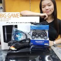 PROMO CUCI GUDANG!! PS3 FAT 160GB + STIK WIRELESS + FULL GAME TERBARU