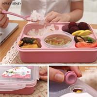 Jual Lunch Box / Bekal / Kotak Makan 5 sekat (Microwave Safe) / Rantang Murah
