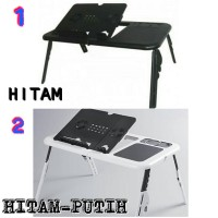 Meja Laptop Lipat Portable E-Table