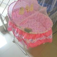 Termurah Box Bayi Pliko 608/Ranjang Bayi