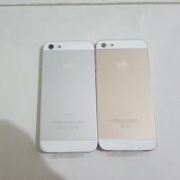 Jual Apple iPhone 5 GSM 16GB FU Garansi 1 Tahun Murah