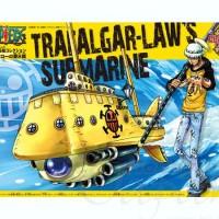 One Piece Grand Ship Collection Trafalgar Law Submarine BANDAI