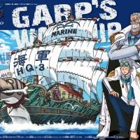 One Piece Grand Ship Collection Garp's Warship BANDAI