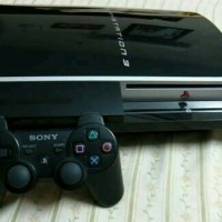 play station 3 fet hdd 120gb mantap mumer