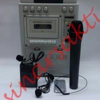 Murah Portable Wireless Meeting Toa ZW-G10CB-AS ( ORIGINAL )