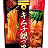Mizkan Kimchi Nabe Soup Base Steamboat Sauce Japan Import 750g