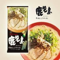 Marutai Kagoshima Tonkatsu Ramen Noodle Instant Mi Jepang Import isi 2