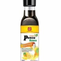 Korean Jin Sung Ponzu Sauce Citron Flavour Import Saus Kecap Korea