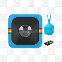 Jual Polaroid Cube+ Action Camera (Blue) Murah