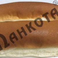 Roti Hotdog ukuran 15cm