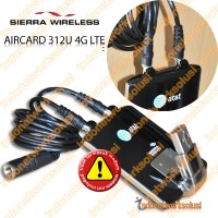"ANTENA MODEM SIERRA AIRCARD 312U 4G LTE ""OMNI PORTABLE MAGNETIC"""