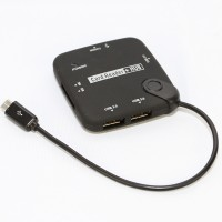 Card Reader + HUB for Samsung S/Note Series
