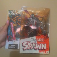 McFarlane Spawn Series 26 Issue 7 Commando Spawn