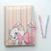 Binder Cat Marie Kucing 26 Ring