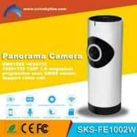 Wifi IP Camera Fish eye / Panoramic 720P / Baby monitoring